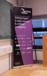 Turing Institute banner